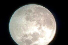 The full moon!